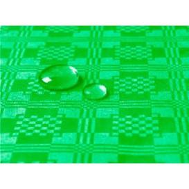 Tafelkleed rol Waterdicht Kiwi groen 1,2x5m (10 stuks)