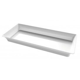 "Bandeja Mini Degustacion ""Karo"" Transparente 5x13 cm (288 Uds)"