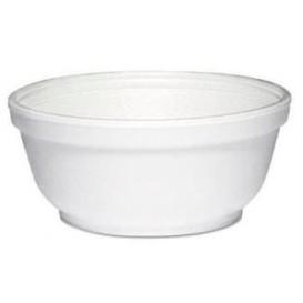 Bol Termico Foam Blanco 8Oz/240 ml Ø11cm (1000 Uds)