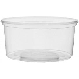 Tarrina de Plastico Transparente 250ml Ø10,5cm (1.000 Uds)