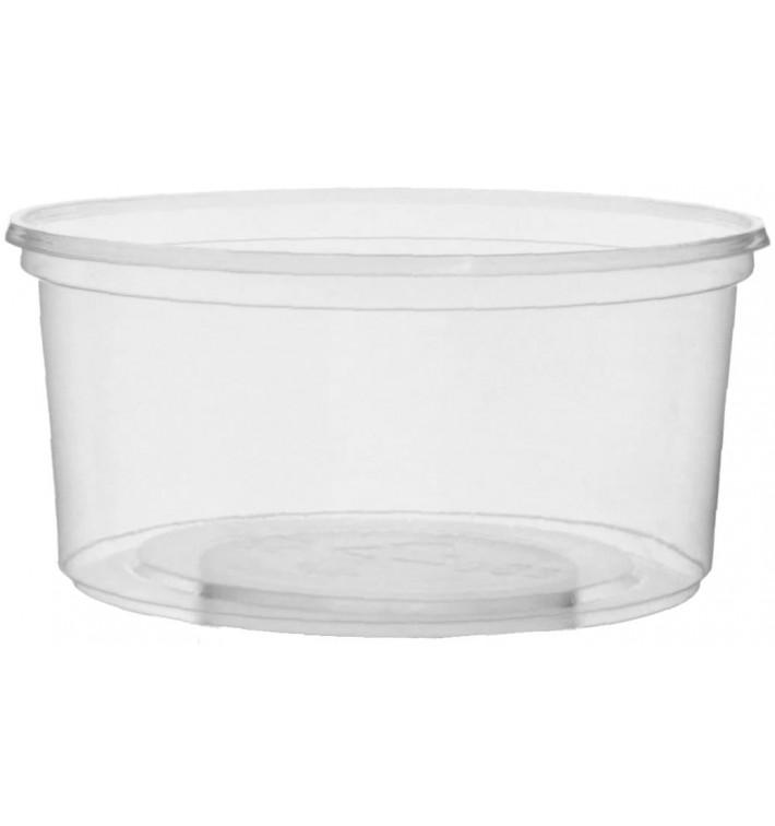 Plastic deli Container transparant 250ml Ø10,5cm (1.000 stuks)