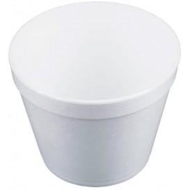 Schuim Container wit 24Oz/710ml Ø12,7cm (500 stuks)