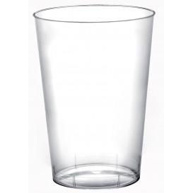 Vaso de Plastico Moon Transparente PS 230ml (50 Uds)