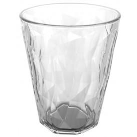 "Plastic glas SAN Herbruikbaar ""Rox Ice"" transparant 340 ml (8 stuks)"