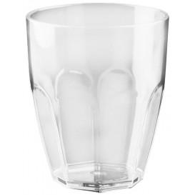 "Plastic glas SAN Herbruikbaar ""Summer"" transparant 355ml (1 stuk)"