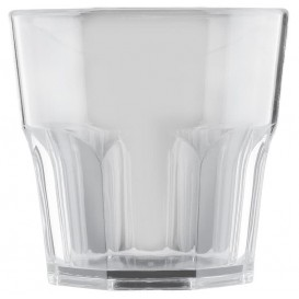 Vaso Reutilizable SAN Mini Drink Transparente 160ml (8 Uds)