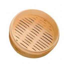 "Bamboe stomer ""Maxi"" Ø20x6cm (4 stuks)"