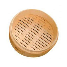 "Bamboe stomer ""Maxi"" Ø20x6cm (32 stuks)"