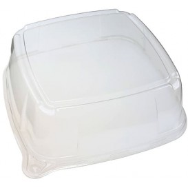 Plastic Deksel voor dienblad 30x30x9 cm (25 stuks)