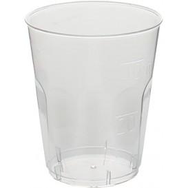 "Plastic PS Shotje Kristal ""Diamant"" 50ml (50 stuks)"