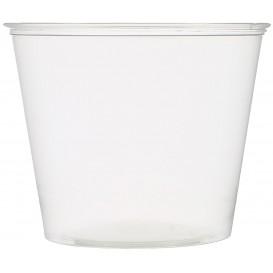 Plastic souffle beker PET Kristal 165ml Ø7,3cm (250 stuks)