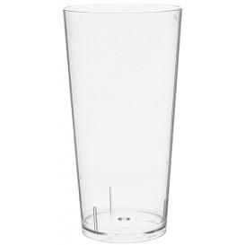 Plastic PS proefbeker Kristal 90 ml (13 stuks)