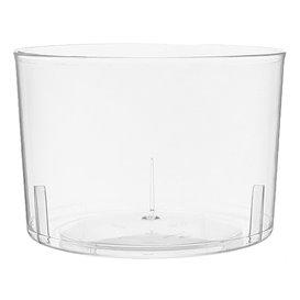 Plastic PS Wijn glas Geïnjecteerde glascider 220 ml (12 stuks)