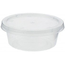 Plastic PP Soufflébeker 85ml (1.000 stuks)