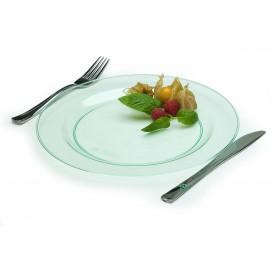 Plastic vork gemetalliseerd 15cm (500 stuks)