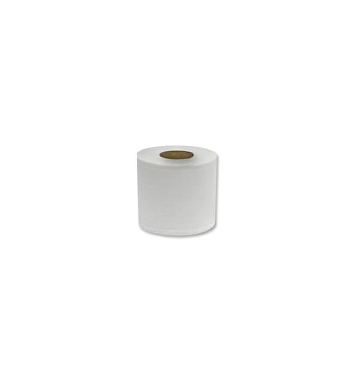 Papieren rol voor Lever Dispenser Pulp Fiber 2 laags 1,2kg (6 stuks)