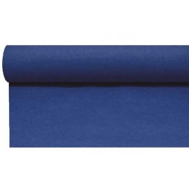 Airlaid Tafelkleed rol blauw 1,20x25m P1,2m (1 stuk)