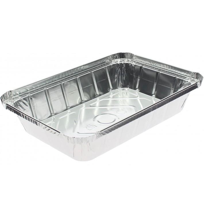 "Folie pan ""9 Cannelloni"" 890ml 22,5x15,5x3,6cm (800 stuks)"