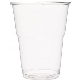 Plastic beker PET Kristal transparant 285 ml (50 stuks)
