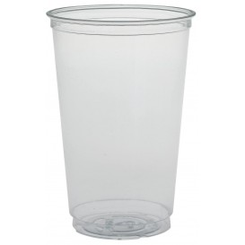 Plastic beker PET Kristal Solo® 20Oz/592ml Ø9,2cm (1000 stuks)
