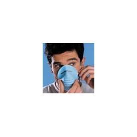 Wegwerp PP stofmasker blauw (50 stuks)