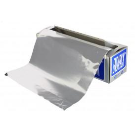 Aluminium folie wrap met Dispenser Box 30cmx300m 3Kg (6 stuks)