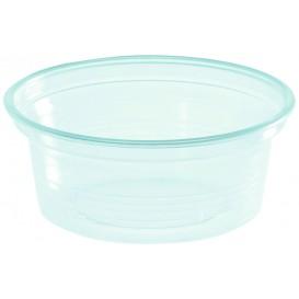 Plastic souffle beker PS transparant 50ml Ø7cm (1000 stuks)