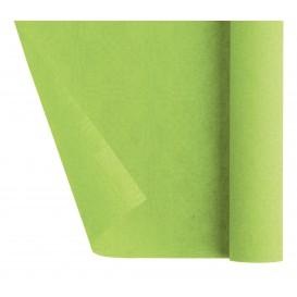Papieren tafelkleed rol limoengroen1,2x7m (25 stuks)