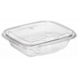 Plastic deli Container PET onverbrekelijk 250ml 14x12x3cm (504 stuks)