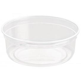 """Plastic deli Container rPET """"DeliGourmet"""" 8 Oz/237ml (500 stuks)"""