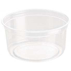 """Plastic deli Container rPET """"DeliGourmet"""" 12 Oz/355ml (50 stuks)"""