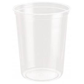 """Plastic deli Container rPET """"DeliGourmet"""" 32 Oz/946ml (50 stuks)"""