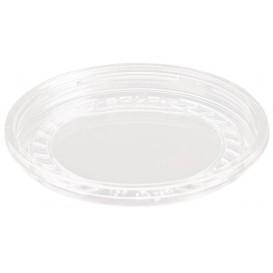 """Plastic Deksel RPET voor Deli Container """"DeliGourmet"""" de 8,12,16,24,32Oz (50 stuks)"""