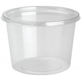 "Plastic deli Container met Deksel rPET ""DeliLite"" 24,6Oz/700ml (300 stuks)"