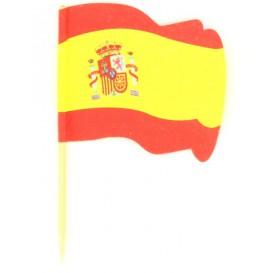 """Pinchos Banderita """"España"""" 65mm (14.400 Uds)"""