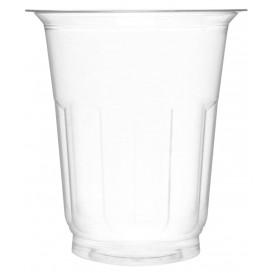 Plastic PET Container Kristal 235ml Ø8,1cm (60 stuks)