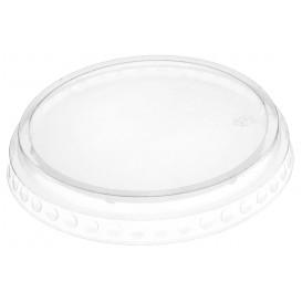 Plastic PET Deksel Kristal Plat Ø9,5cm (1792 stuks)