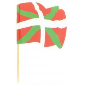 """Pinchos Banderita """"Euskadi"""" 65mm (14.400 Uds)"""