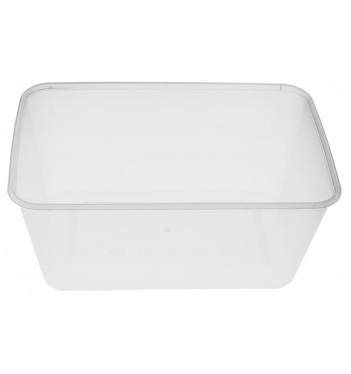 Plastic deli Container PP Rechthoekige vorm 1000ml (50 stuks)