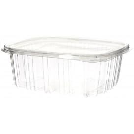 Plastic scharnierende Deli-Container OPS 750 ml (60 stuks)