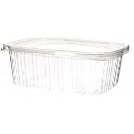 Plastic scharnierend Deksel OPS 1000ml (360 stuks)