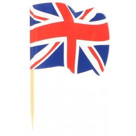 UK Vlag vleespennen 6,5cm (14400 stuks)