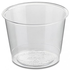 Plastic PS Shotje Wijn Kristal 150ml (50 stuks)