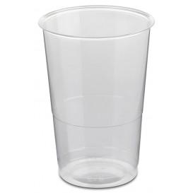 Plastic PS beker Kristal verpakt 250ml (50 stuks)