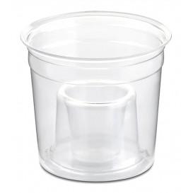 "Vaso Plastico ""Shot Bomb"" PS Cristal 250ml (50 Uds)"