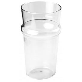 Plastic Pint glas SAN Herbruikbaar 568ml (6 stuks)