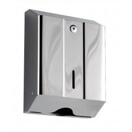 Papieren handdoek Dispenser Roestvrij van staal 430 (1 stuk)