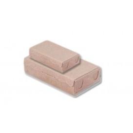 Caja para Dulces y Bombones Kraft 20x13x5,5cm 1000g (500 Uds)