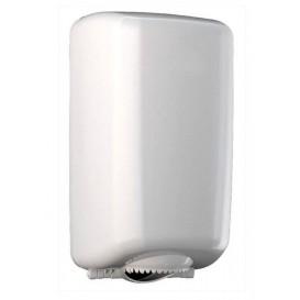Dispensador Papel Mini Chemine ABS Blanco (1 Ud)