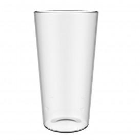 Plastic Pint glas SAN Herbruikbaar 568ml (5 stuks)